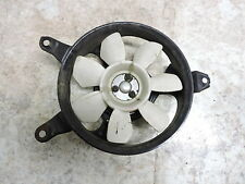 05 Triumph Sprint ST 1050 radiator cooling coolant fan