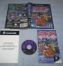 Scooby-Doo! Night of 100 Frights EXTREMELY RARE (Nintendo GameCube, 2002)