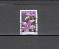 AUSTRALIA 973 - FIORI, ORCHIDEA AUSTRALIANA   - MAZZETTA  DI 25 - VEDI FOTO