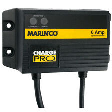 Marinco 6A On-Board Battery Charger 12V 1 Bank 28106