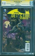 Batman Detective Comics 33 CGC SS 9.8 Moore Jim Steranko Top 1 75th Ann Variant