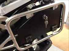 (SALE) BMW R1200GSA LC Pannier Toolbox in Black