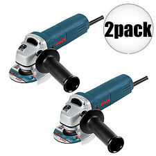"""Bosch Tools 2pk 4-1/2"""" Slim Angle Grinder 1375A New"""