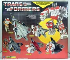 TRANSFORMERS SUPERION G1 SERIES COMPLETE COMBINER EDITION