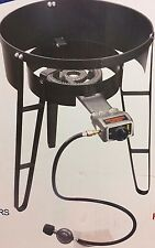Single, Burner Propane Gas, Auto Igniter, W/Stand 26000 BTU/HR B-48