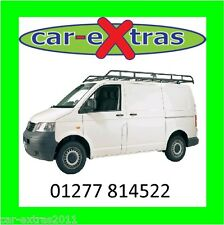 3.2mx1.4m Modular Roof Rack for Volkswagen Transporter T5 L2 H1 Barn Doors