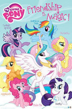 MY LITTLE PONY - FRIENDSHIP IS MAGIC POSTER - 24x36 CHARACTERS CAST 241273