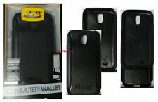OtterBox Commuter Wallet Series Case for Samsung Galaxy S4, Black, 77-33351