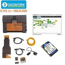 ICOM A2+B+C For BMW Diagnostic & Programming Tool With 2016.12V ISIS ISID HDD