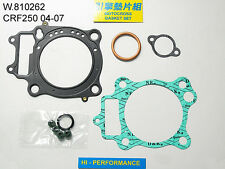 Honda CRF250 R CRF 250 2004 2005 2006 2007 Mitaka Top End Gasket Kit