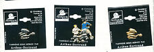 FUSSBALL WM 98 FRANKREICH-WORLD CUP FRANCE 3 PINS  in 3 D- Arthus Bertrand-1722-