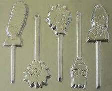 Simpsons Lollipop Chocolate Candy Mold #179 - NEW