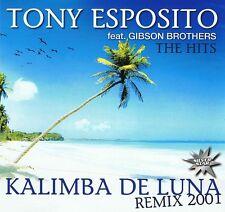 Tony Esposito - Kalimba De Luna - CD NEU - Remix 2001 - Summer Mix Miami Mix