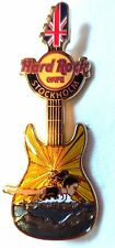 Hard Rock Cafe Stockholm Girls of the Games Guitar '12 Pin - LE 150 Pins