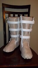 """Hoth """"Snow Boots"""" Shoe Covers for your Luke Skywalker / Han Solo Costume"""
