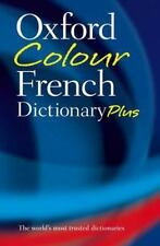 Oxford Colour French Dictionary Plus, Oxford