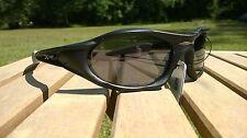 Men's X Loop Sunglasses XL01B01 NEW UV400 Davis G7 flat black sports wrap