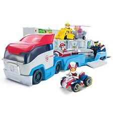 Camión Transporte de Coches Paw Patrol Patrulla Canina Con Racer y su Moto NUEVO