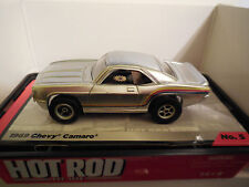 AUTO WORLD ~ '69 Chevy Camaro ~ HOT ROD Release 12 ~ ALSO FITS AW, AFX, JL