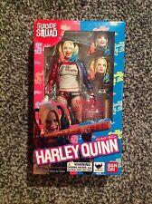 S.H. Figuarts Suicide Squad Harley Quinn Bandai Action Figure MOC
