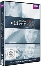 Die Jamie Oliver Collection - The Naked Chef - Staffel 1-3 [5 DVDs] (OVP)