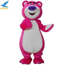 Pink Bear Lots-O'-Huggin' LOTSO Mascot Costume Adult Size EPE Free Shipping 2016