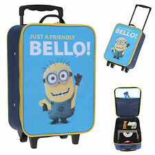 Trolley MINION Kinderkoffer Koffer Kindertrolley Trolly Rolly Minions 20357-0900