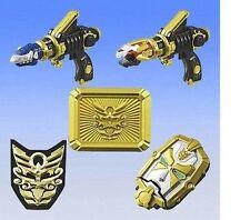 Power Rangers Gashapon Tensou Goseiger Gosei Mini Morpher 5 pcs set