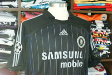 Chelsea away 2006/07 shirt-drogba #11 - marseille-galatasaray-jersey-côte d'ivoire