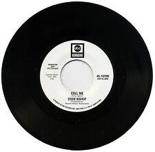 """EDDIE BISHOP  """"CALL ME""""    STUNNING NORTHERN SOUL DANCER   LISTEN!"""
