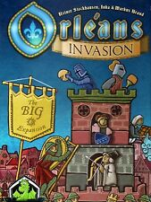 Tasty Minstrel Games Orleans Invasion Expansion board game new in shrink-wrap