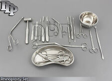 Rhinoplasty Set Surgical Instruments