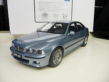1:18 Otto Mobile BMW M5 E39 SHIPPING FREE WORLDWIDE