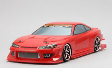 Yokomo 1/10 RC Car DRIFT BODY TEAM BOSS POTENZA SILVIA S15 190mm SD-BS15SA