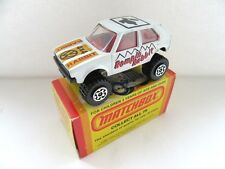 Matchbox Superfast 7d VW Rompin Rabbit - US Issue - Mint/Boxed