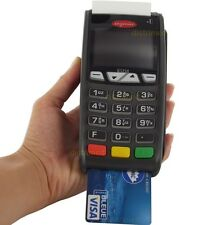 Ingenico iCT250 V2 IP/Dial Terminal w/ EMV Chip Reader & Contactless