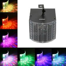 30W RGBWY Mini LED Stage Light DMX-512 6CH Sound Activated Auto Run KTV Bar J2V5