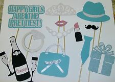 Breakfast at Tiffany's Photo Props / Glitter / Gifts / Drinks / Pearls (2175D)