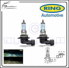 Ring Xtreme Blue HB4 9006 Headlamp Bulbs Pair x2 3700K 12v 51w RW7006