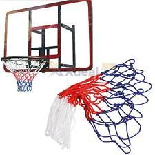 Universal Indoor Outdoor Sport Replacement Basketball Hoop Goal Rim Net Nylon