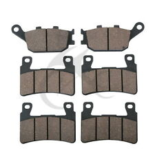 BRAKE PADS FOR HONDA CBR900RR CBR900 RR 1998-2003 FRONT REAR MOTORCYCLE PADS