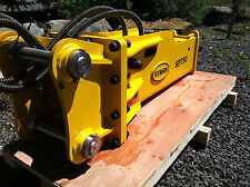 SP-750 Hydraulic Rock Breaker suit 6 - 9 Ton Excavator