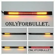 NEW LED STRIP TAIL LIGHT WITH INDIGATOR FOR ALL MODEL OF ROYAL ENFIELD