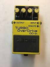 Boss Roland OD-2r Turbo Overdrive Distortion 1995 Rare Guitar Effect Pedal