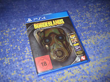 Borderlands: The Handsome Collection Sony PlayStation 4 PS4 richtige BOX