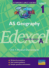 AS Geography Unit 1 Edexcel Specification A: Physical
