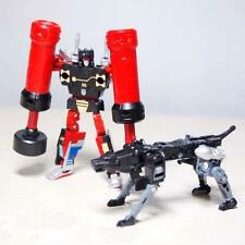 New Transformers Masterpiece MP-15 Ravage & Rumble Jaguar for Soundwave