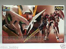 Bandai Gunpla Expo RG 1/144 00 Raiser GN-0000 + GNR-010 Trans-Am Clear Version