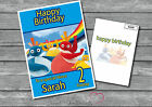 Personalised Twirlywoos Birthday Card - Any Age, Any Name - A5 Large