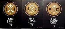 One Piece No. 1, 2, & 3 Collection Box Set: Shonen Jump DVD Series 1-12 Ep.1-299